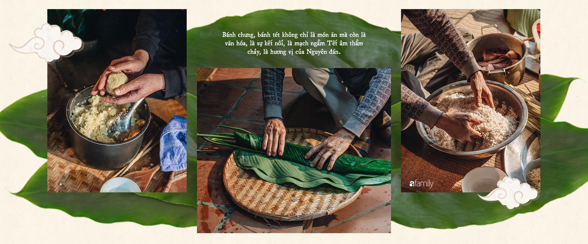 Bánh chưng, bánh tét - tinh hoa nghìn năm lúa nước trên bàn thờ Việt và những biến thể duyên dáng thời hiện đại - Ảnh 7.