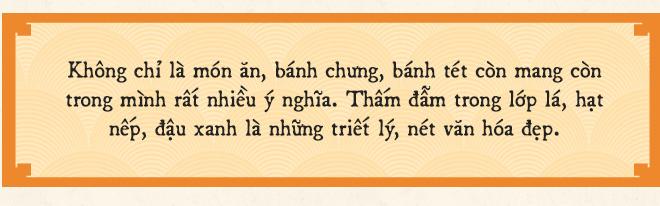 Bánh chưng, bánh tét - tinh hoa nghìn năm lúa nước trên bàn thờ Việt và những biến thể duyên dáng thời hiện đại - Ảnh 17.