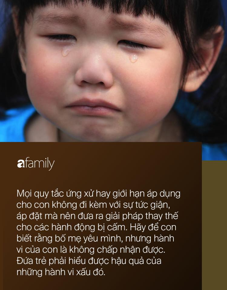 """Parent coach Linh Phan: 3 quy tắc bố mẹ nên nhớ khi nói """"không"""" khi với con - Ảnh 5."""
