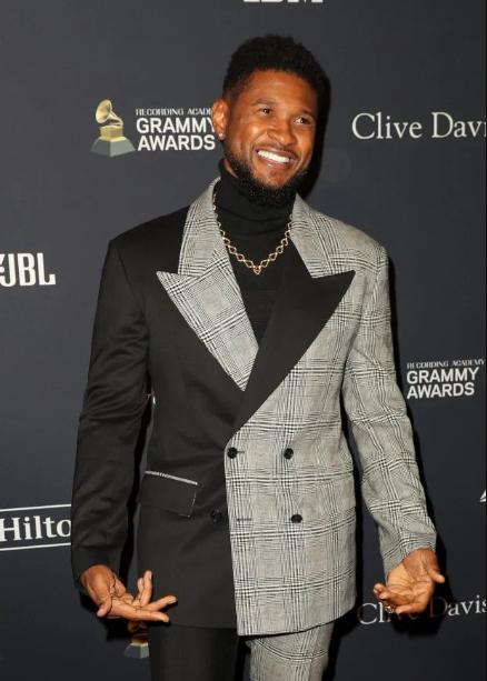"""Grammy 2020 chưa chính thức diễn ra, bữa tiệc trước thềm sự kiện đã khiến dân tình """"ngộp thở"""" vì màn sờ ngực sỗ sàng của ông xã Cardi B - Ảnh 11."""