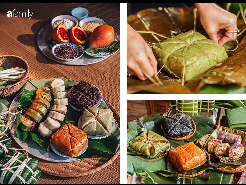 Bánh chưng, bánh tét - tinh hoa nghìn năm lúa nước trên bàn thờ Việt và những biến thể duyên dáng thời hiện đại - Ảnh 25.