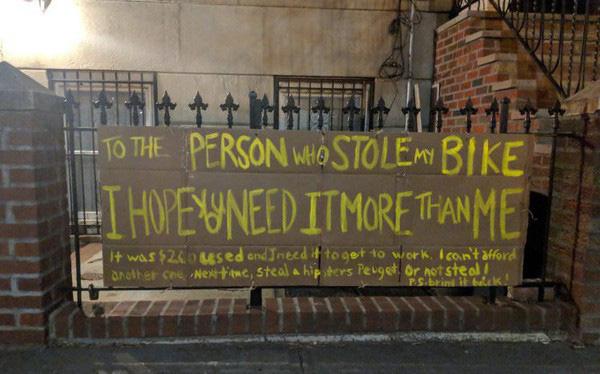 Cái kết ngọt ngào cho chị gái nghèo khó bị trộm xe đạp: Chỉ cần bạn biết lên tiếng, lòng tốt vẫn luôn hiện hữu! - Ảnh 1.