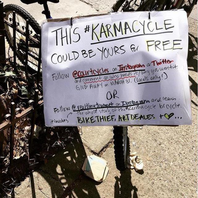 Câu chuyện bất ngờ đằng sau chiếc xe đạp bị đánh cắp: Hóa ra lòng tốt vẫn còn đây! - Ảnh 2.