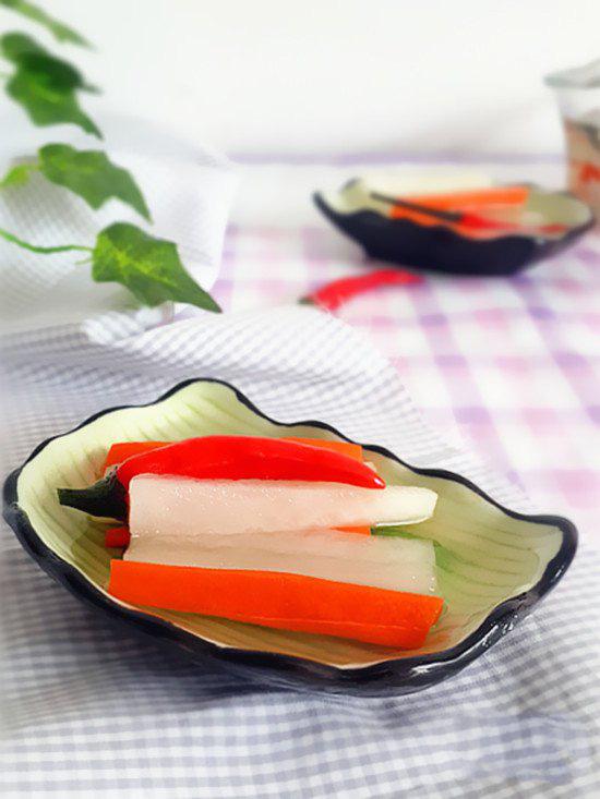 Củ cải trộn chua ngọt món ngon giải ngán ngày tết - Ảnh 5.