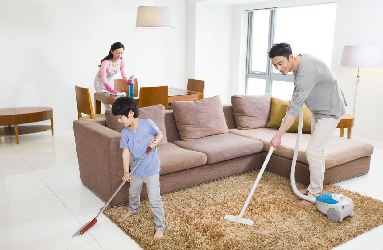 Dọn nhà sau Tết sẽ không còn là nỗi ám ảnh nếu bạn biết áp dụng những bí  quyết sau