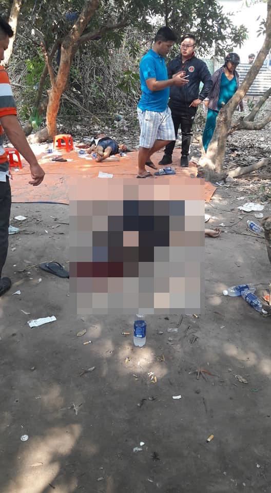 Camera ghi lại hình ảnh kẻ nổ súng khiến 4 người tử vong, 1 người bị thương ở Sài Gòn - Ảnh 2.
