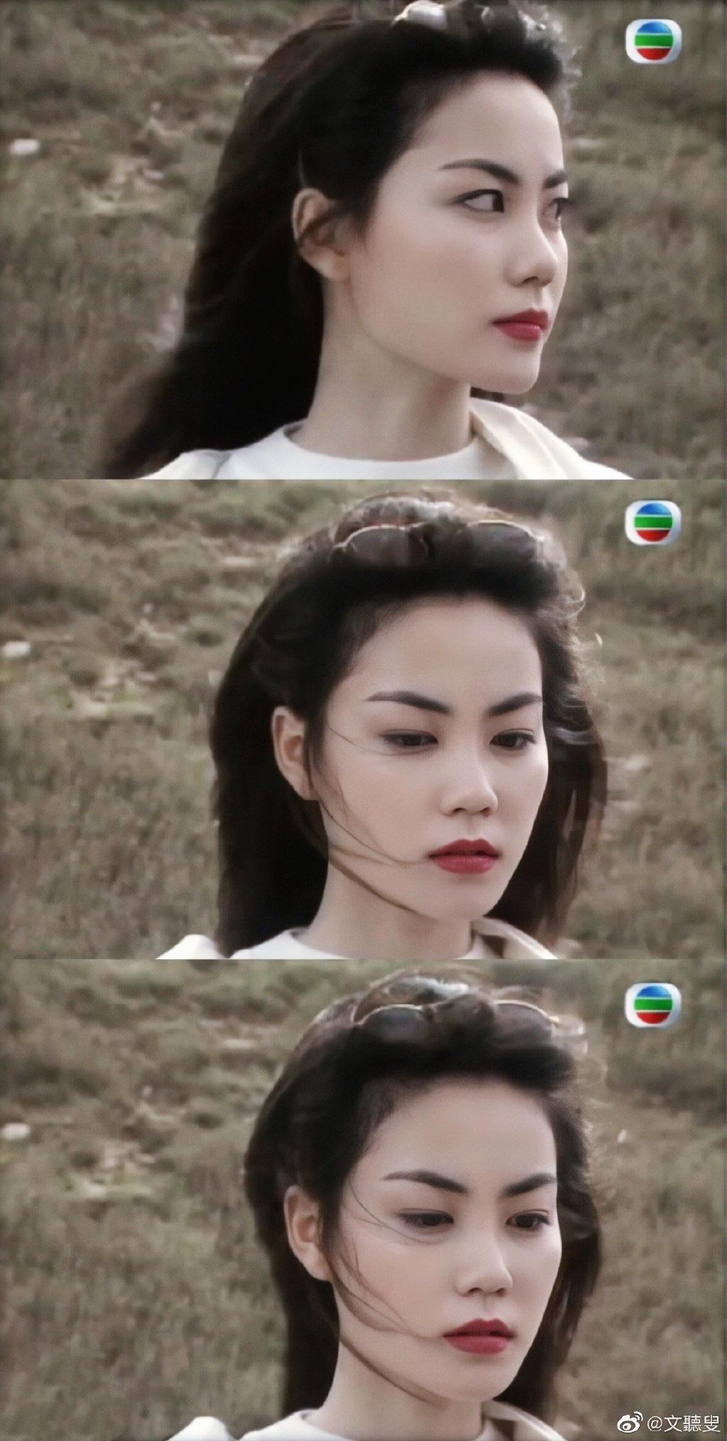 Mấy chục năm nhìn lại, cách makeup của loạt mỹ nhân TVB ngày xưa vẫn đẹp và vào mắt thế không biết - Ảnh 4.