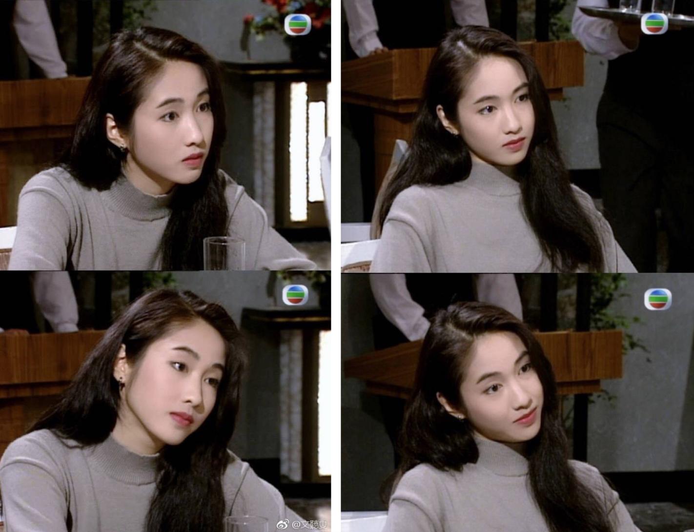 Mấy chục năm nhìn lại, cách makeup của loạt mỹ nhân TVB ngày xưa vẫn đẹp và vào mắt thế không biết - Ảnh 3.