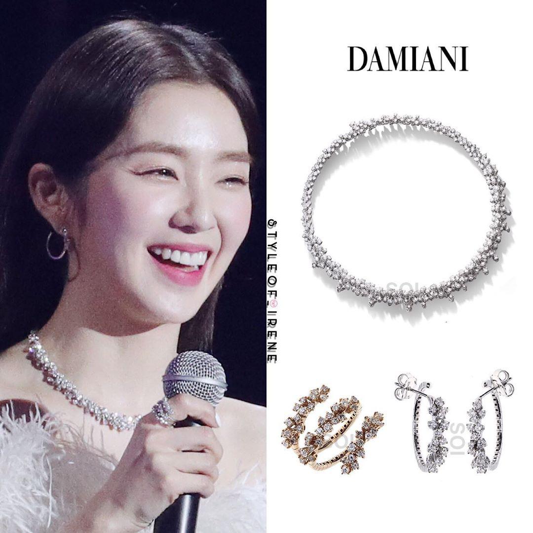Irene (Red Velvet) đeo vòng cổ giá trị bằng cả căn biệt thự, người đâu vừa đẹp vừa sang hết phần thiên hạ - Ảnh 6.