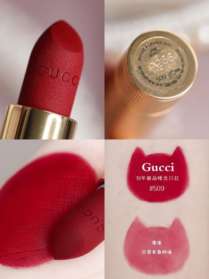 """Gucci ra son mới, giá chỉ 8xx: Chị em """"phát sốt"""" vì đẹp mê ly từ trong ra ngoài, nhưng vẫn bị chê ở một điểm - Ảnh 9."""