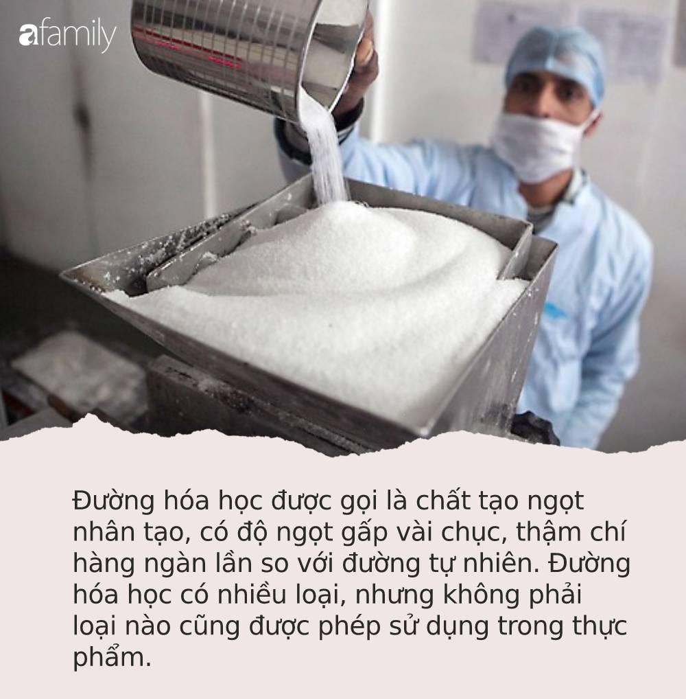 Ngọt gấp vài trăm lần đường mía, loại hóa chất dùng hàng ngày trong nấu ăn này có thể gây ung thư nếu sử dụng sai cách - Ảnh 2.