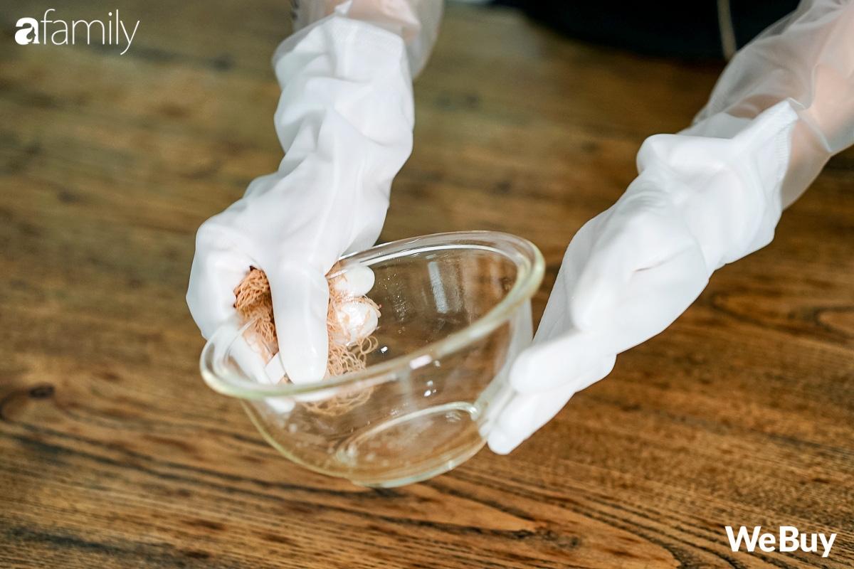 Review nhanh đôi găng tay dao đâm không thủng hot trên mạng: Dâu mới tham khảo Tết này rửa bát đỡ cóng tay - Ảnh 11.
