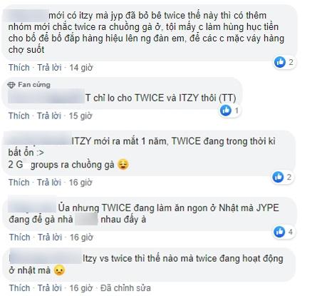 """ITZY debut mới 1 năm, JYP đã vội cho ra mắt nhóm nhạc """"em gái"""" đối đầu trực tiếp với TWICE khiến fan phẫn nộ - Ảnh 4."""