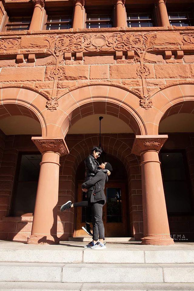 Xuân Lan cùng ông xã sang Mỹ đăng kết hôn và chính thức trở thành vợ chồng hợp pháp  - Ảnh 9.