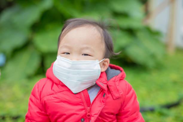 Khẩu trang phẫu thuật và N95 có thực sự bảo vệ trẻ khỏi virus corona như lời đồn? - Ảnh 4.