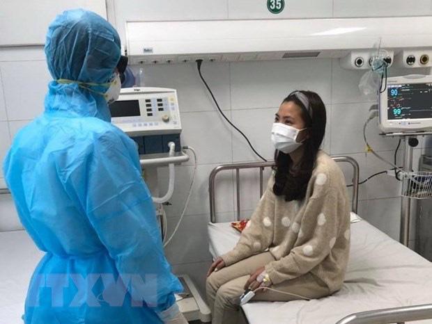 Sức khỏe bệnh nhân ở Thanh Hóa dương tính với virus Corona đã ổn định - Ảnh 1.