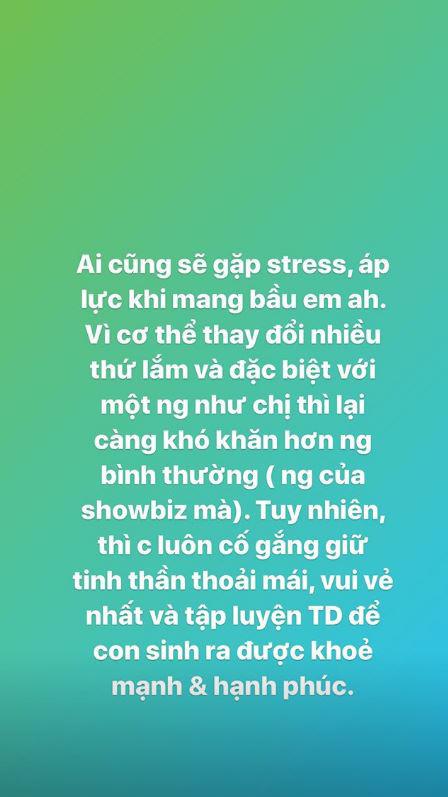 Hoa hậu Phạm Hương trải lòng chuyện mang thai gặp nhiều stress và tiết lộ cách kiêng cữ sau sinh cực khoa học - Ảnh 2.