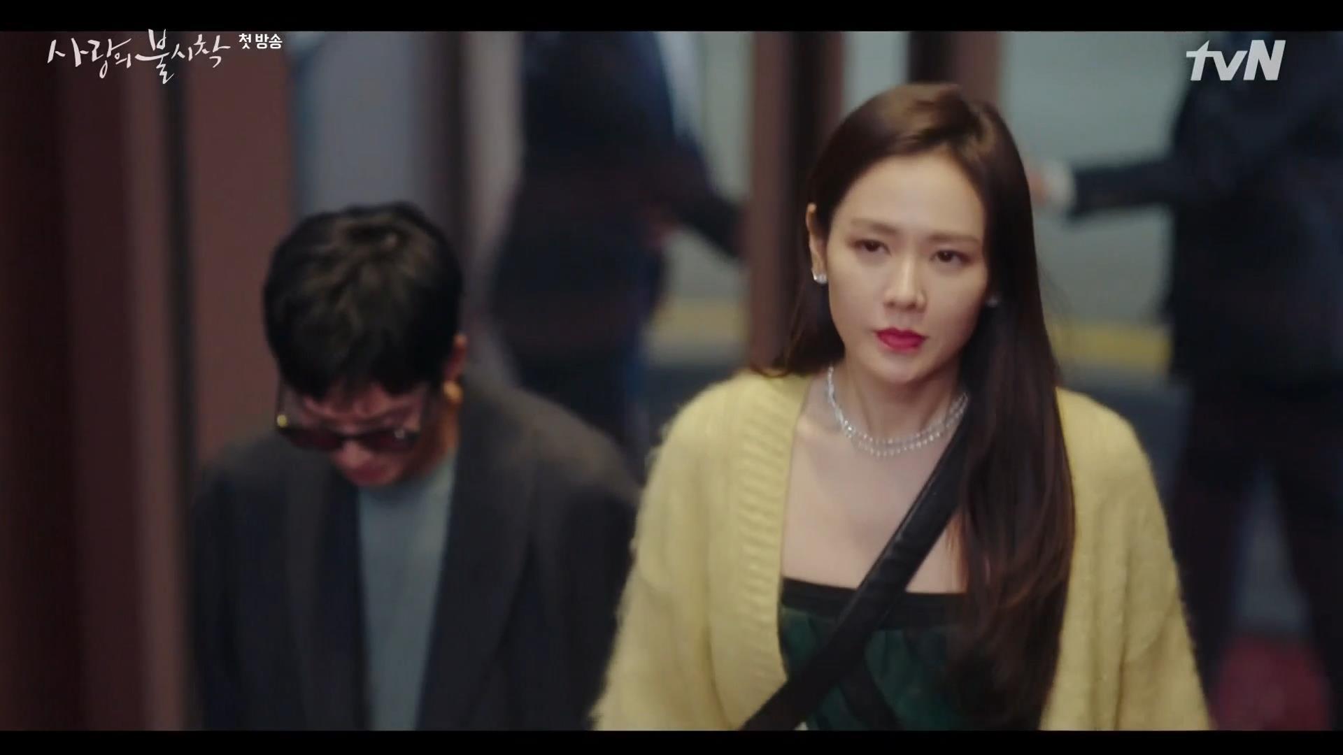 """Chị đẹp Son Ye Jin U40 vẫn trẻ như gái 18 nhờ 3 kiểu tóc siêu nữ tính trong """"Hạ cánh nơi anh"""" - Ảnh 5."""