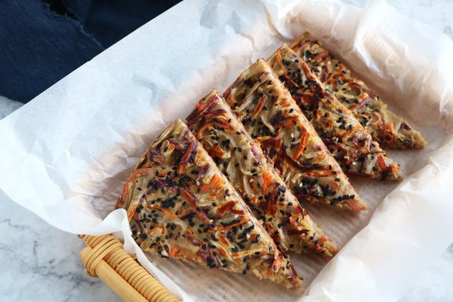 Bánh khoai mà làm thế này ăn sáng hay ăn vặt thì đều tuyệt ngon - Ảnh 5.