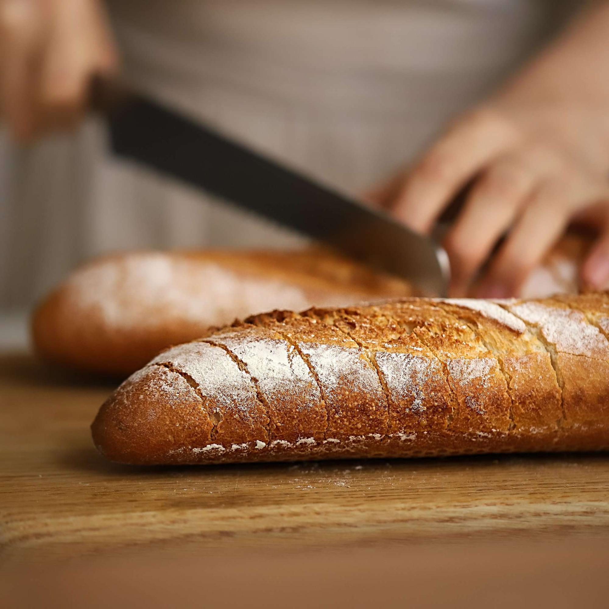 Chỉ 15 phút tôi chuẩn bị được món bánh mì nướng thơm ngon nhức nhối cho cả nhà ăn sáng! - Ảnh 2.