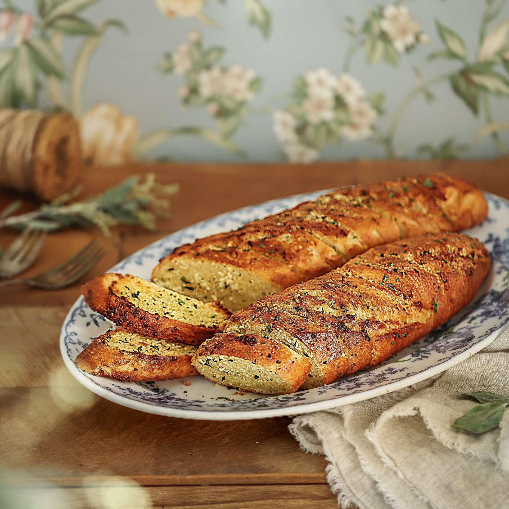 Chỉ 15 phút tôi chuẩn bị được món bánh mì nướng thơm ngon nhức nhối cho cả nhà ăn sáng! - Ảnh 6.
