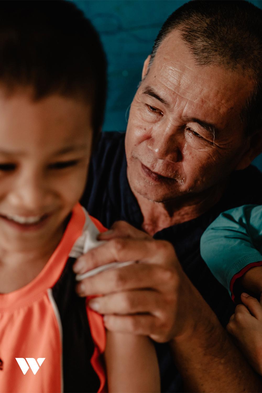 Người cha kỳ lạ ở Sài Gòn: Đổi 100 tỷ để mua đại dương yêu thương cho trẻ có hoàn cảnh đặc biệt - Ảnh 5.