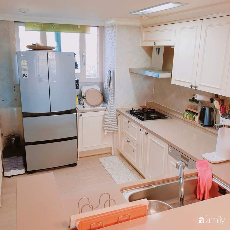 Những mẹo hay làm sạch bếp, đẹp nhà đơn giản, tiết kiệm của mẹ Việt ở Hàn Quốc - Ảnh 3.