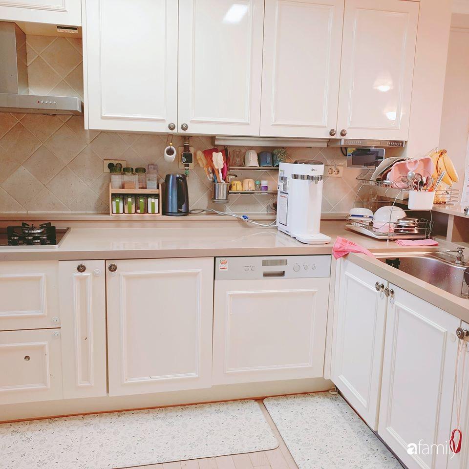 Những mẹo hay làm sạch bếp, đẹp nhà đơn giản, tiết kiệm của mẹ Việt ở Hàn Quốc - Ảnh 2.