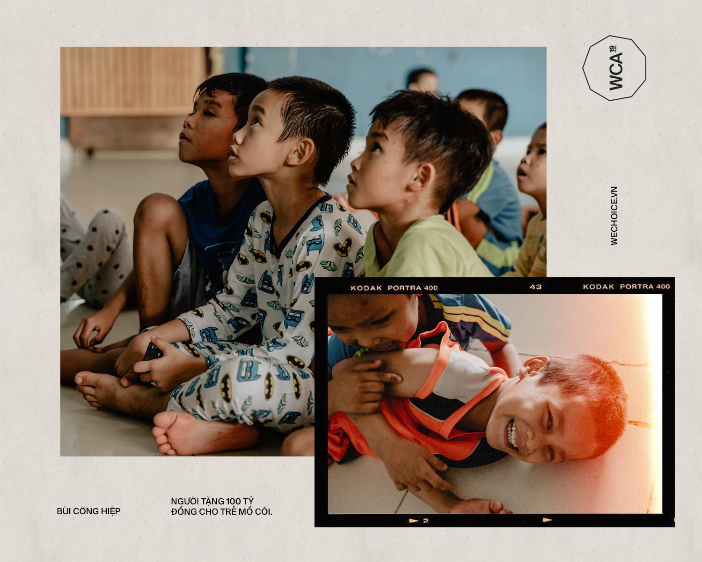 Người cha kỳ lạ ở Sài Gòn: Đổi 100 tỷ để mua đại dương yêu thương cho trẻ có hoàn cảnh đặc biệt - Ảnh 17.
