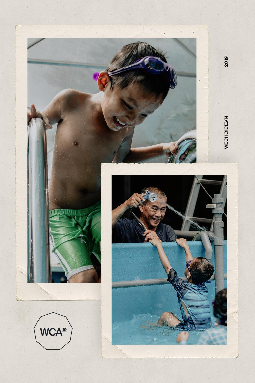 Người cha kỳ lạ ở Sài Gòn: Đổi 100 tỷ để mua đại dương yêu thương cho trẻ có hoàn cảnh đặc biệt - Ảnh 16.