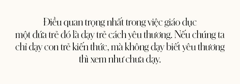 Người cha kỳ lạ ở Sài Gòn: Đổi 100 tỷ để mua đại dương yêu thương cho trẻ có hoàn cảnh đặc biệt - Ảnh 15.
