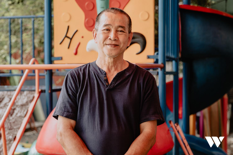 Người cha kỳ lạ ở Sài Gòn: Đổi 100 tỷ để mua đại dương yêu thương cho trẻ có hoàn cảnh đặc biệt - Ảnh 3.