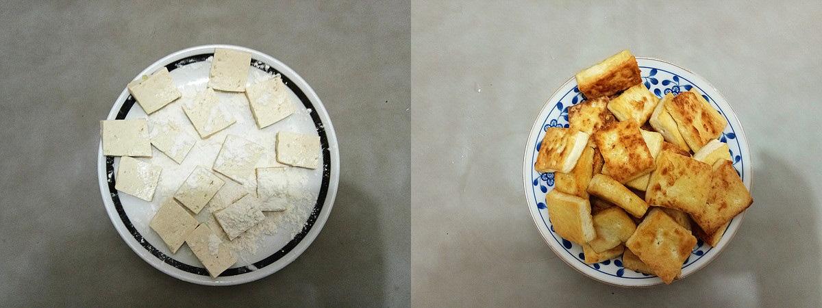Mẹ chồng tôi có món đậu phụ làm nhanh mà ăn hấp dẫn vô cùng, cả nhà ai cũng thích - Ảnh 2.