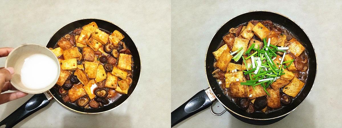 Mẹ chồng tôi có món đậu phụ làm nhanh mà ăn hấp dẫn vô cùng, cả nhà ai cũng thích - Ảnh 5.