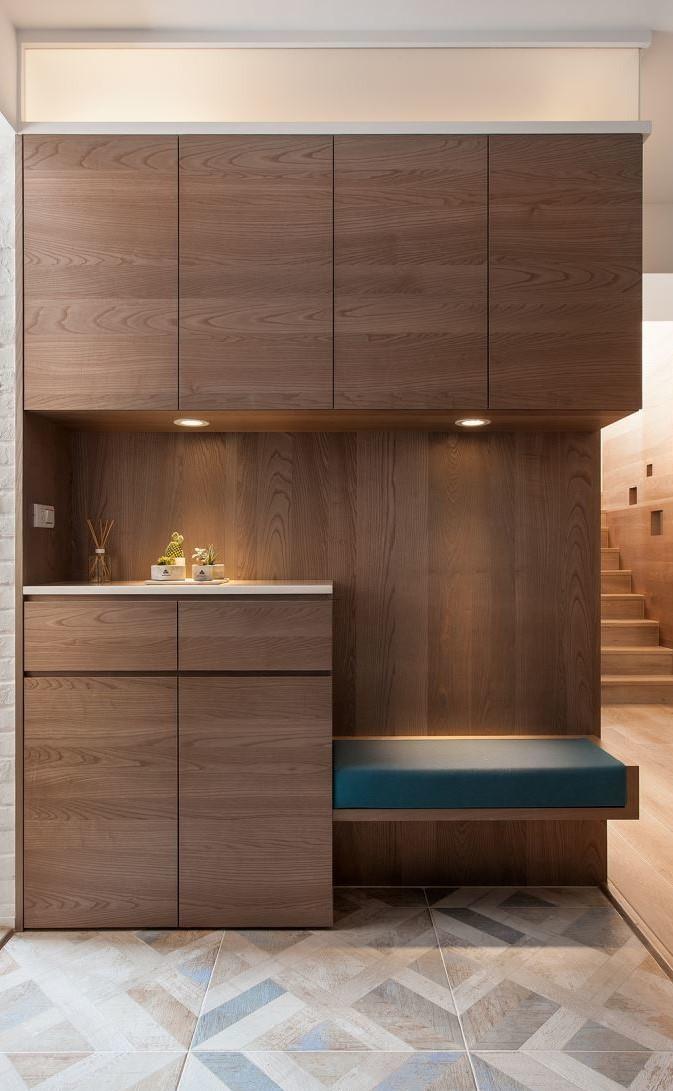 Ấn tượng với kiến trúc sư tư vấn thiết kế căn hộ 60m2 màu pastel với chi phí không quá 150 triệu đồng - Ảnh 3.