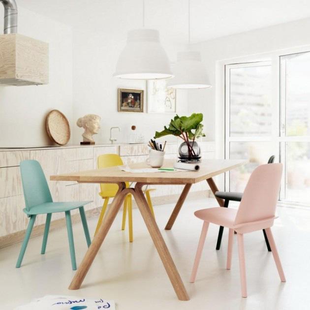 Ấn tượng với kiến trúc sư tư vấn thiết kế căn hộ 60m2 màu pastel với chi phí không quá 150 triệu đồng - Ảnh 8.