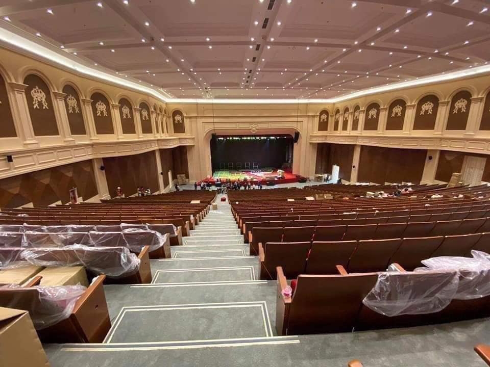 Lộ những hình ảnh đầu tiên bên trong Đại học VinUni, trường học như lâu đài hoành tráng với học phí 2,4 tỷ đồng - Ảnh 6.