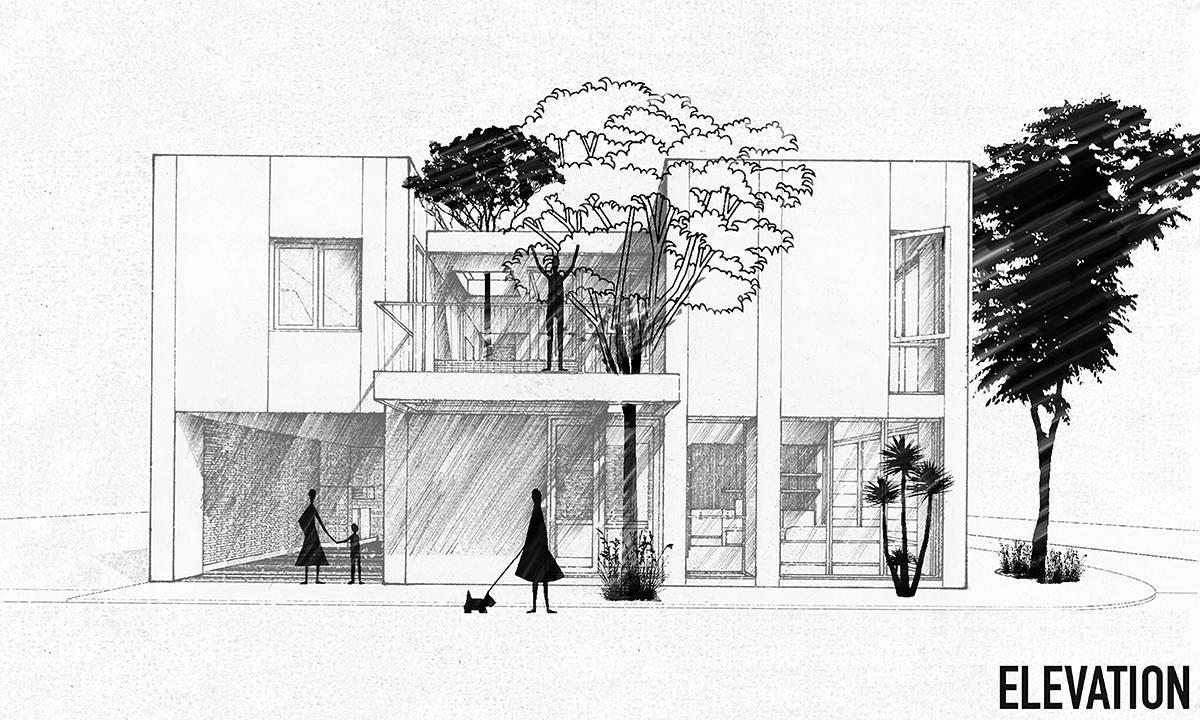 Ngôi nhà sử dụng vật liệu thuần tự nhiên tạo cảm giác bình yên cho hai cô con gái nhỏ cùng nhau lớn lên ở Đà Nẵng - Ảnh 14.