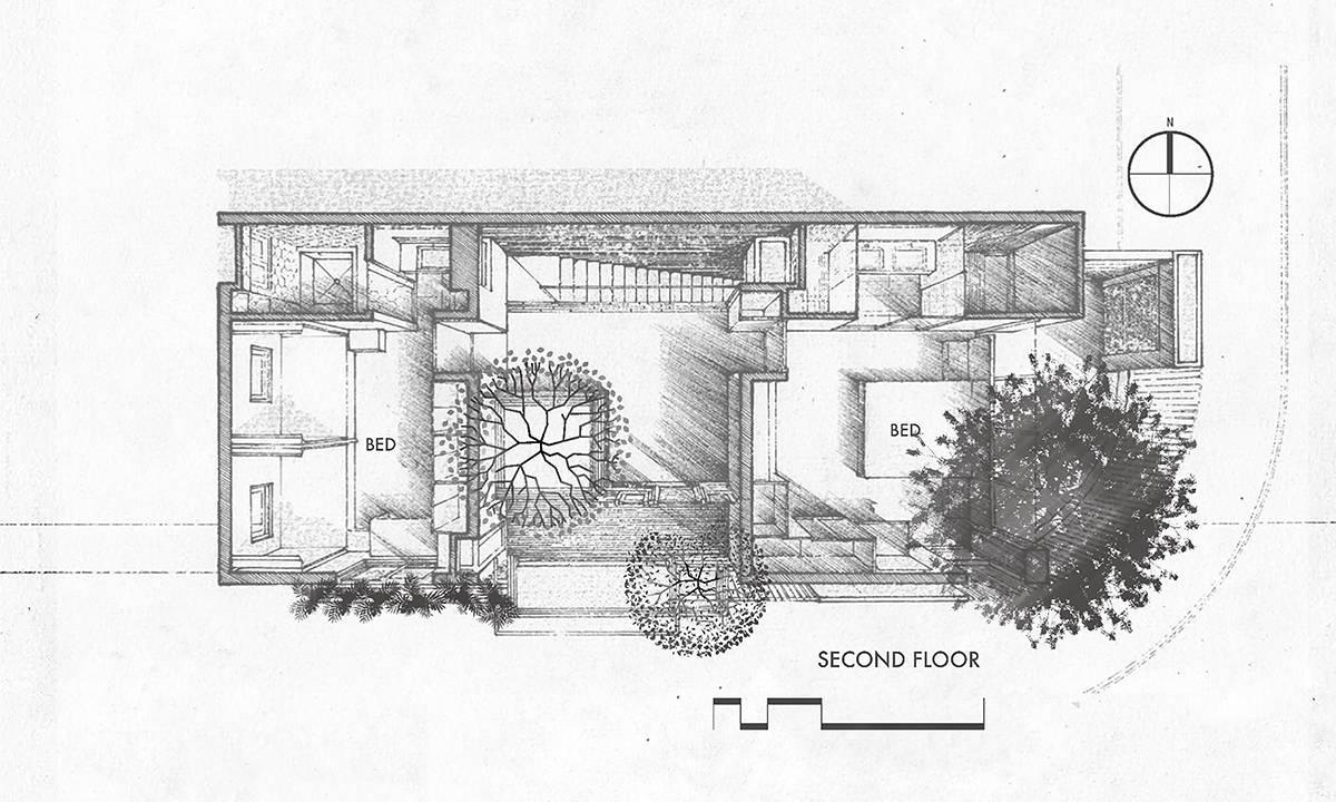 Ngôi nhà sử dụng vật liệu thuần tự nhiên tạo cảm giác bình yên cho hai cô con gái nhỏ cùng nhau lớn lên ở Đà Nẵng - Ảnh 16.