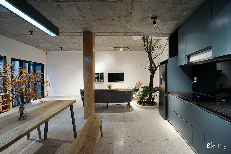 Ngôi nhà đẹp mộng mơ với cây xanh và ánh sáng của chủ nhà say đắm cúc họa mi ở miền Trung - Ảnh 5.