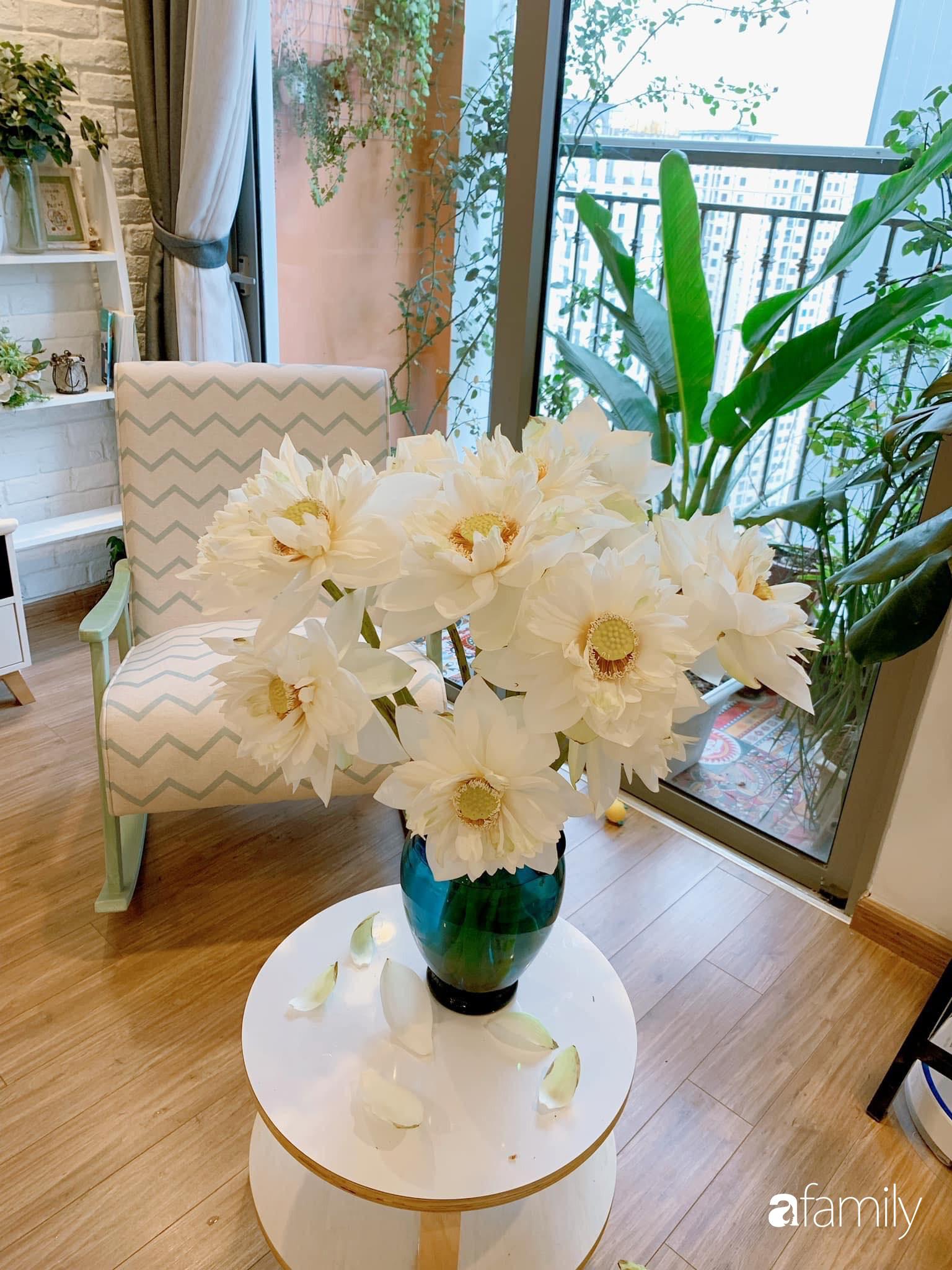 Căn hộ được trang trí tỉ mỉ, khéo léo giúp góc nào cũng đẹp ấm cúng và bình yên ở Hà Nội - Ảnh 24.