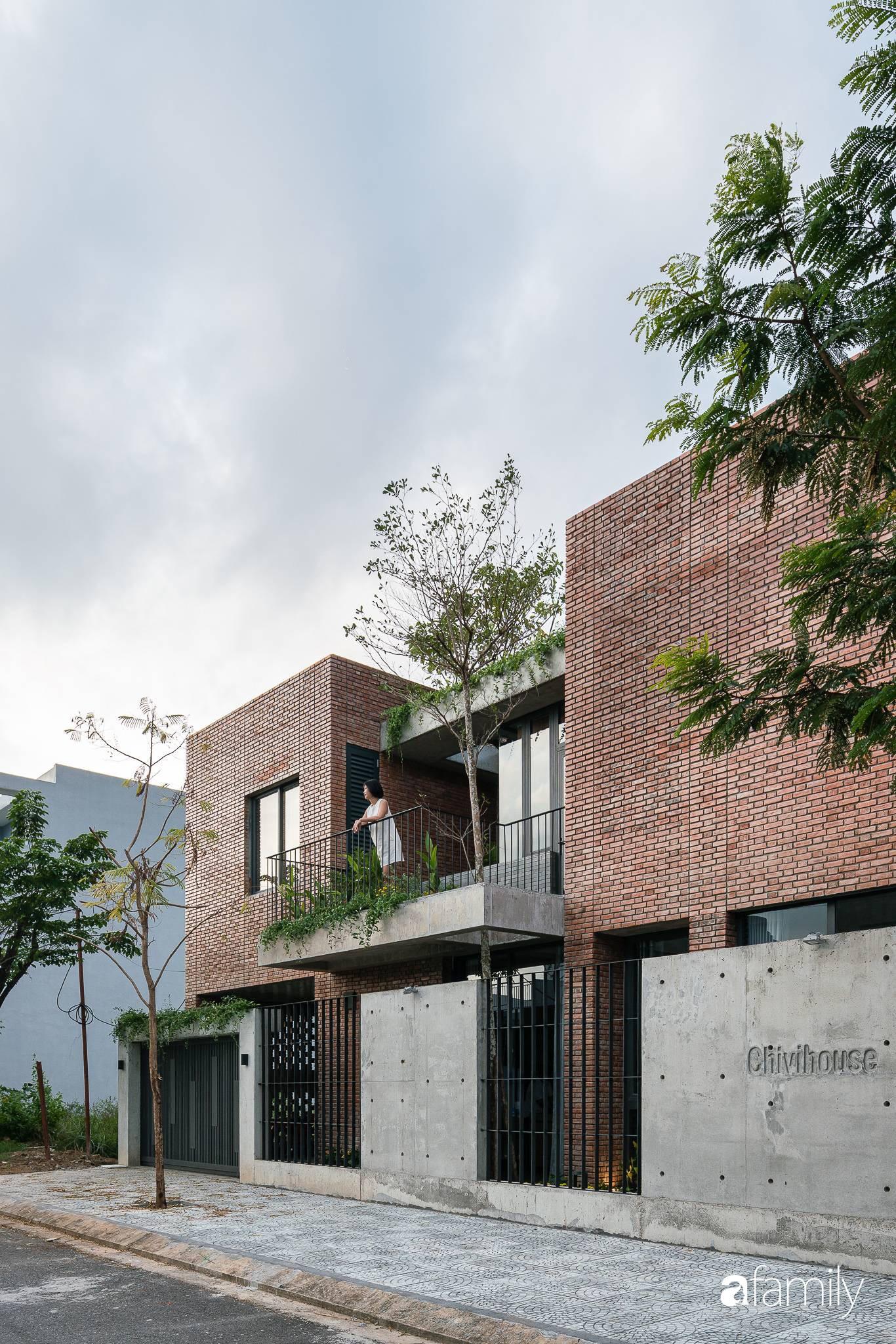 Ngôi nhà sử dụng vật liệu thuần tự nhiên tạo cảm giác bình yên cho hai cô con gái nhỏ cùng nhau lớn lên ở Đà Nẵng - Ảnh 3.