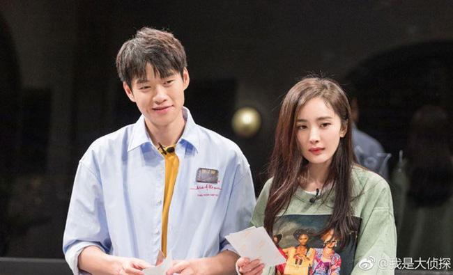 Ngụy Đại Huân vô tình tiết lộ bí mật ở show thực tế, làm rộ nghi án chưa công khai đã chia tay Dương Mịch  - Ảnh 4.
