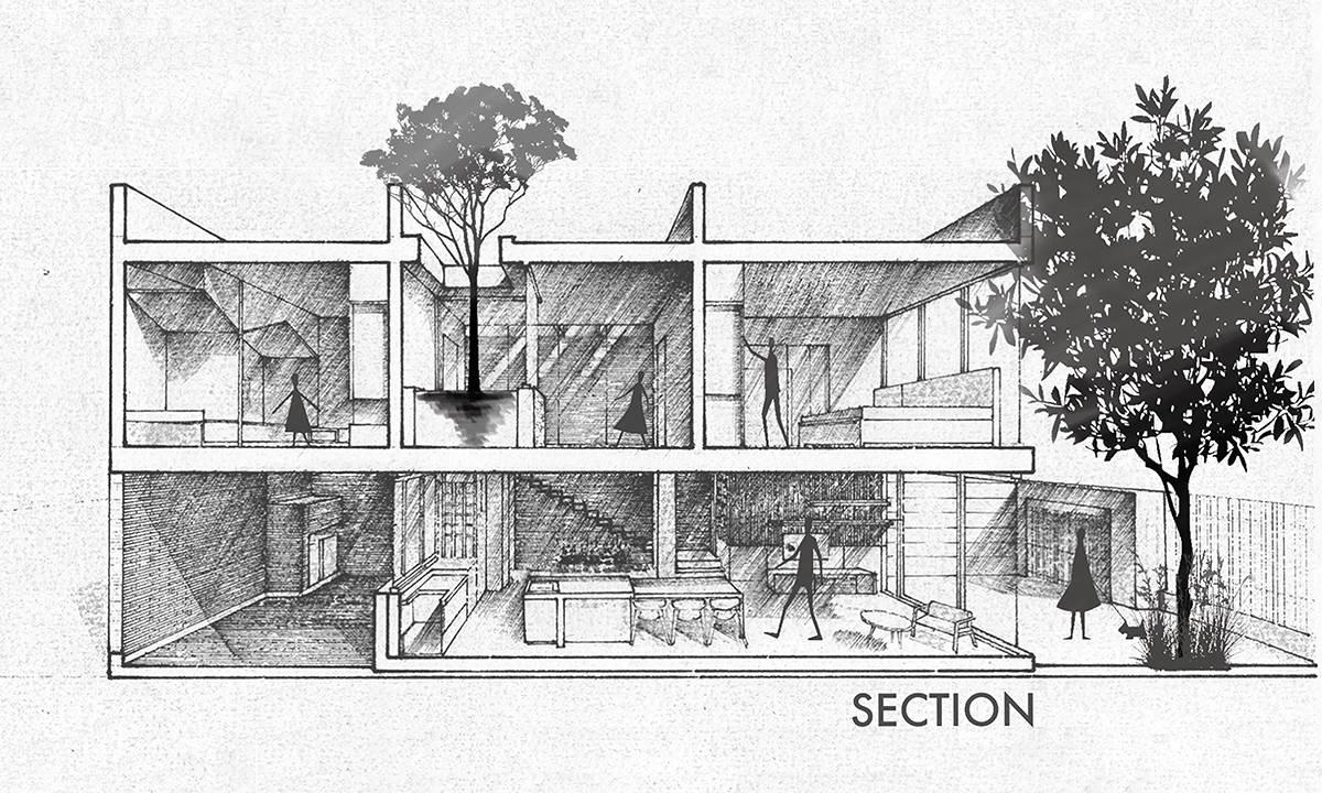 Ngôi nhà sử dụng vật liệu thuần tự nhiên tạo cảm giác bình yên cho hai cô con gái nhỏ cùng nhau lớn lên ở Đà Nẵng - Ảnh 17.