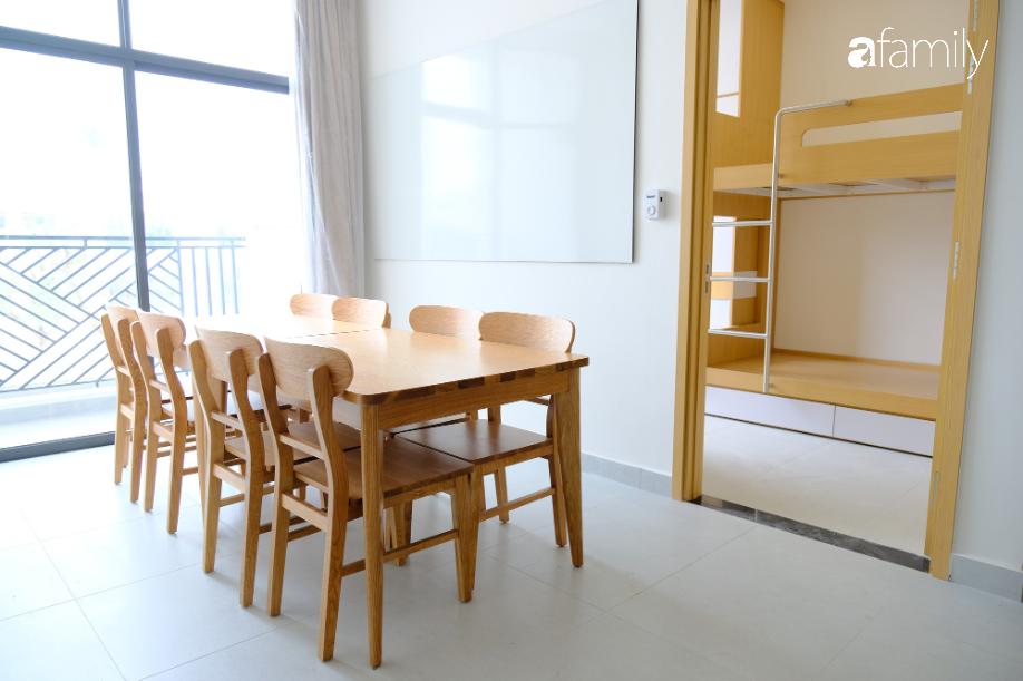 Ký túc xá Đại học VinUni đẹp như mơ, chỉ là nhà cho sinh viên mà ngỡ như đang ở khách sạn - Ảnh 4.