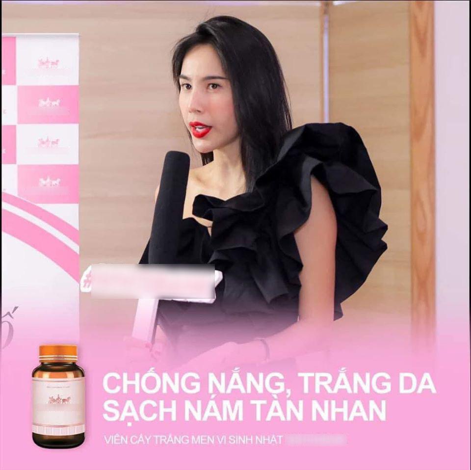 """Thủy Tiên bị tố quảng cáo đồ làm đẹp kém chất lượng, netizen vừa bức xúc """"chị đẹp"""" đã lên tiếng phản bác đâu ra đó - Ảnh 1."""