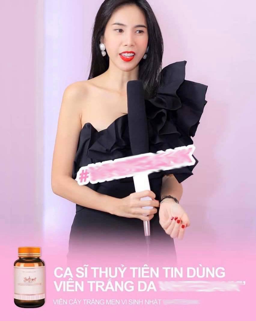 """Thủy Tiên bị tố quảng cáo đồ làm đẹp kém chất lượng, netizen vừa bức xúc """"chị đẹp"""" đã lên tiếng phản bác đâu ra đó - Ảnh 2."""