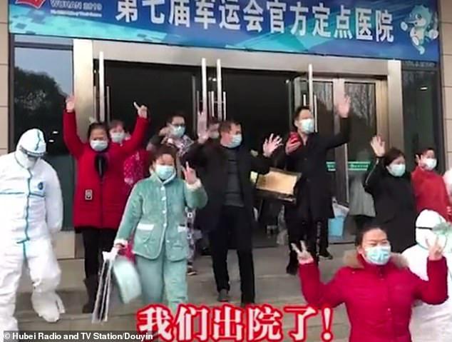 20 bệnh nhân nhiễm virus đã được phép xuất viện tại Trung Quốc - Ảnh 2.