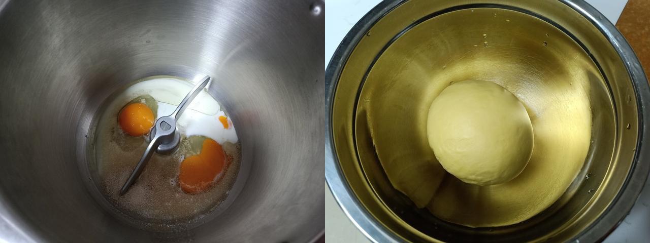 Cuối tuần làm mẻ bánh mì trứng sữa mềm mượt thơm phức mời cả nhà ăn sáng - Ảnh 1.
