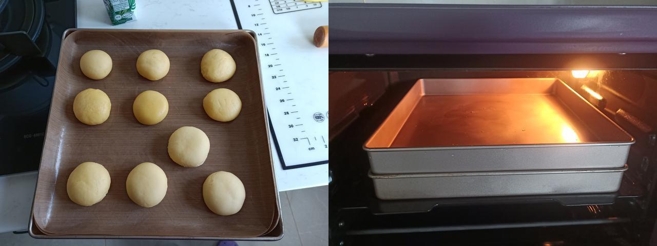 Cuối tuần làm mẻ bánh mì trứng sữa mềm mượt thơm phức mời cả nhà ăn sáng - Ảnh 3.